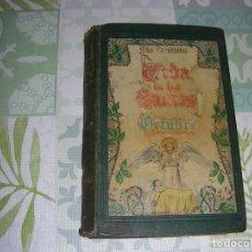 Libros antiguos: AÑO CRISTIANO Y VIDA DE LOS SANTOS , TEODOMIRO MORENO DURAN 1911 OCTUBRE. Lote 194708010