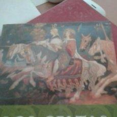 Libros antiguos: LOS CELTAS CULTURA Y MITOLOGÍA DAVID BELLINGHAM. Lote 194708766