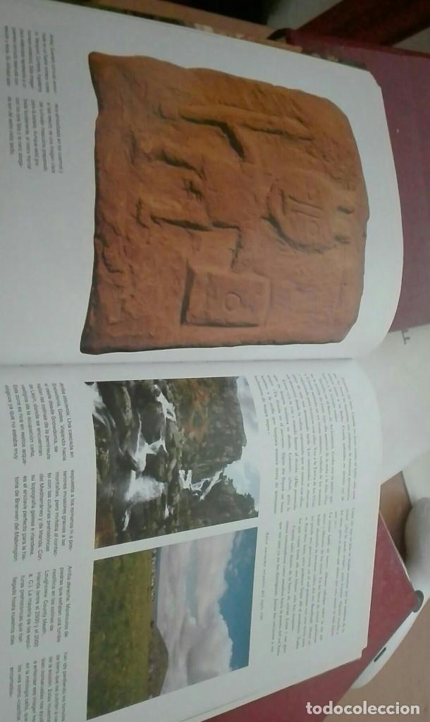 Libros antiguos: Los celtas cultura y mitología David Bellingham - Foto 2 - 194708766