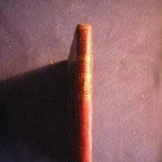 Libros antiguos: CLAUDE FLEURY: - PEQUEÑO CATECISMO HISTORICO DEL ABAD DE FLEURY - (S. XIX). Lote 194756751