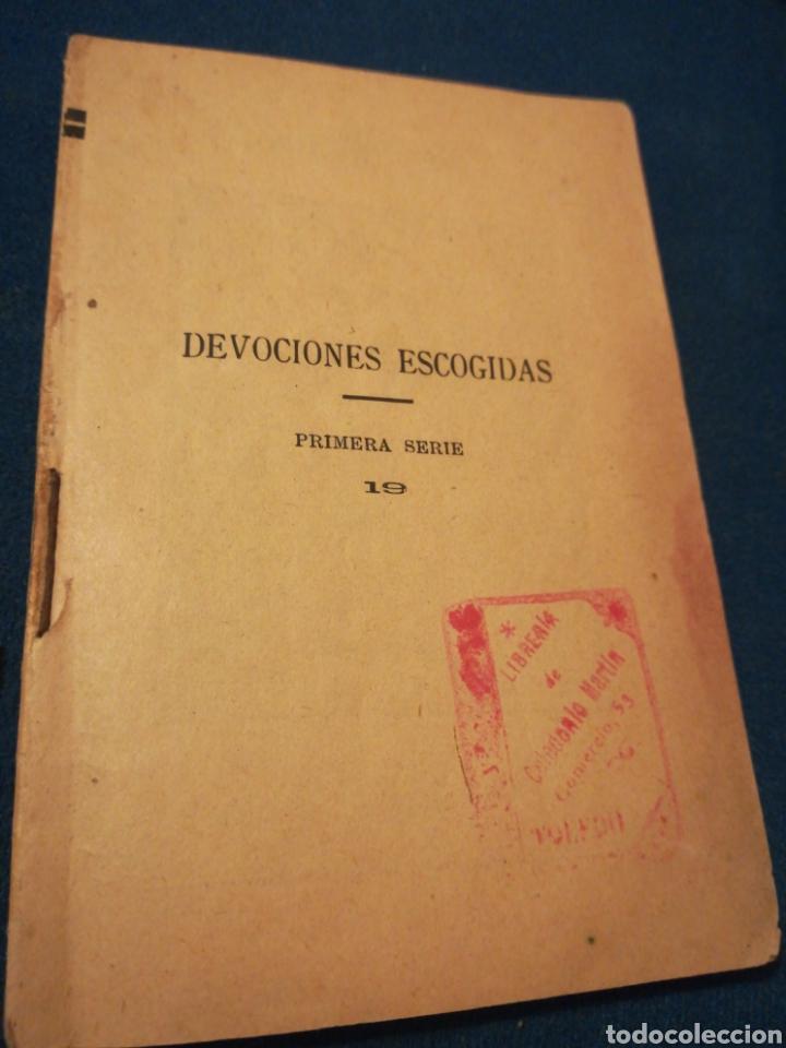 Libros antiguos: Los trece martes en honor de San Antonio de Padua por Gil de Castellana 1889 - Foto 2 - 194896131