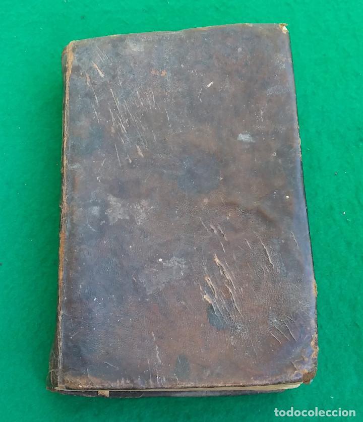 Libros antiguos: ESCASO LIBRO CATECISMO DE LA DOCTRINA CRISTIANA EXPLICADO, 1843, CUBIERTA EN PIEL. - Foto 7 - 194896762