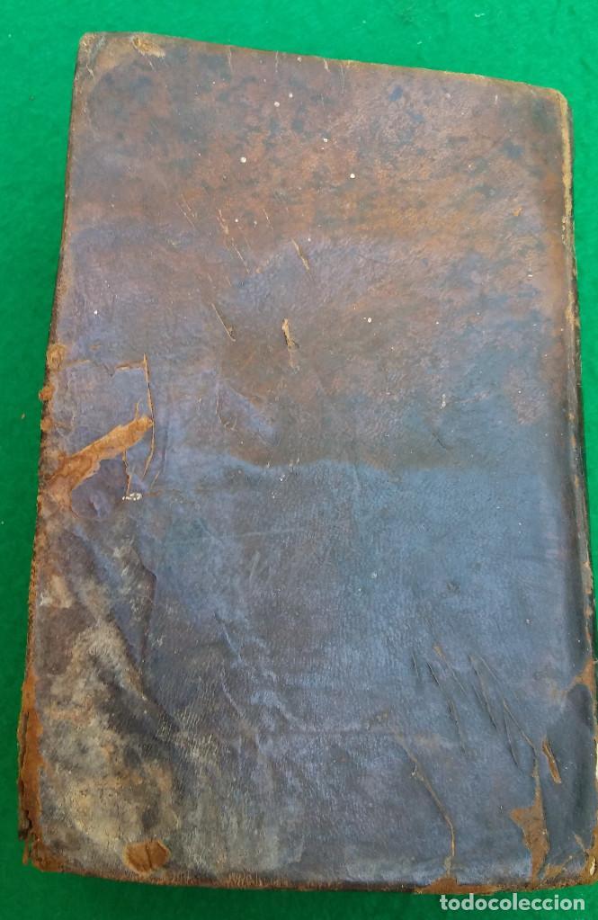 Libros antiguos: ESCASO LIBRO CATECISMO DE LA DOCTRINA CRISTIANA EXPLICADO, 1843, CUBIERTA EN PIEL. - Foto 8 - 194896762