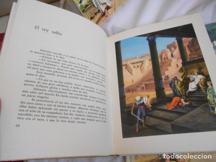 Libros antiguos: ANTIGUO Y NUEVO TESTAMENTO HISTORIA DE JESUS - Foto 2 - 194899550
