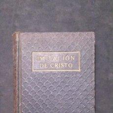 Libros antiguos: IMITACIÓN DE CRISTO-TOMÁS DE KEMPIS-1924. Lote 195030065