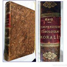 Libros antiguos: AÑO 1898: ELEGANTE LIBRO ESPAÑOL DEL SIGLO XIX. Lote 195047185