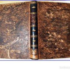 Libros antiguos: AÑO 1847: LIBRO ESPAÑOL DEL SIGLO XIX EDITADO EN VALLADOLID.. Lote 195056247