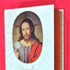 Libros antiguos: SAGRADA BIBLIA. Lote 195068743