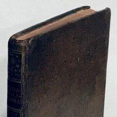 Libros antiguos: COMPENDIO HISTÓRICO DE LA VIDA DEL FALSO PROFETA MAHOMA, QUE ESCRIBIÓ EN FRANCÉS EN 1787 PASTORET. Lote 195077462