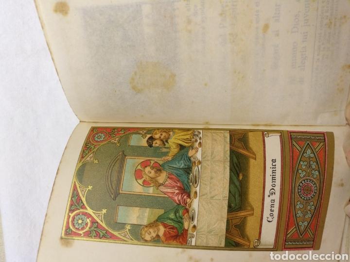 Libros antiguos: OFICIO DEL DOMINGO 1889 - Foto 5 - 195220178