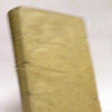 Libros antiguos: VILLEGAS, ALONSO DE. FLOS SANCTORUM Y HISTORIA GENERAL EN QUE SE ESCRIBE LA VIDA DE LA VIRGEN...1767. Lote 195269070