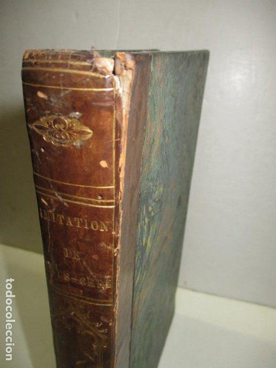 Libros antiguos: LIMITATION DE JÉSUS-CHRIST. 1835. - Foto 3 - 195276417