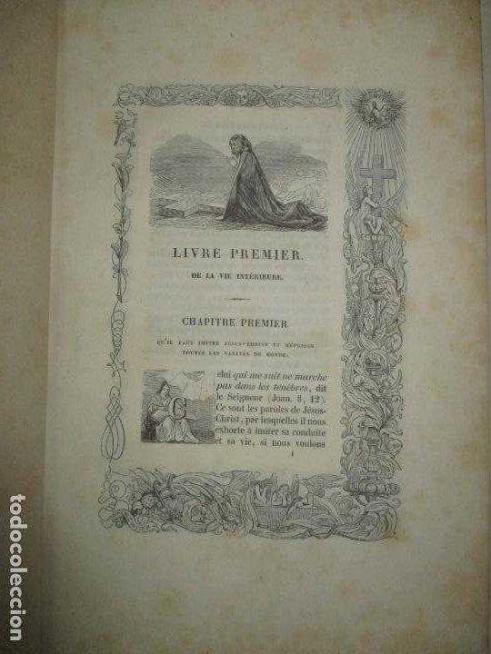 Libros antiguos: LIMITATION DE JÉSUS-CHRIST. 1835. - Foto 4 - 195276417