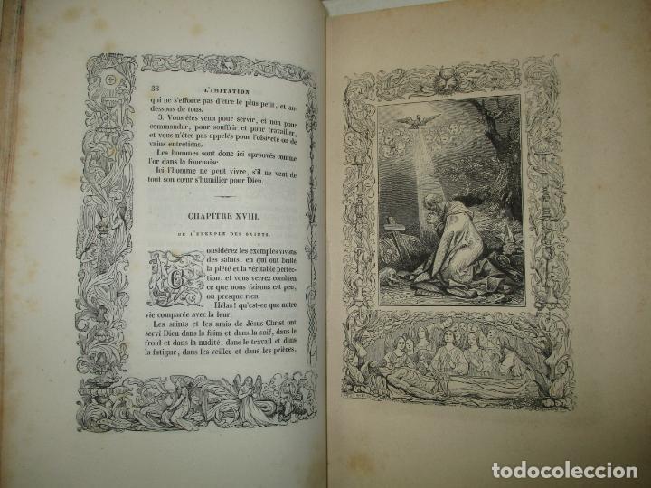 Libros antiguos: LIMITATION DE JÉSUS-CHRIST. 1835. - Foto 5 - 195276417