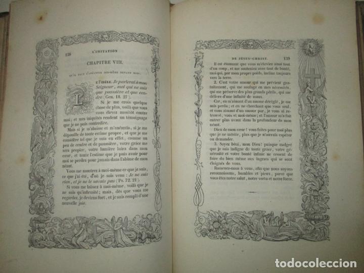 Libros antiguos: LIMITATION DE JÉSUS-CHRIST. 1835. - Foto 6 - 195276417