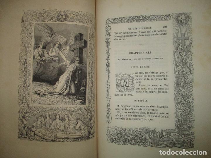 Libros antiguos: LIMITATION DE JÉSUS-CHRIST. 1835. - Foto 7 - 195276417