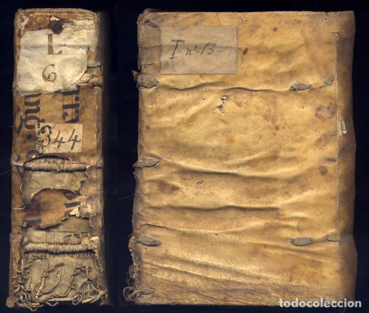 VERRATI, GIOVANNI Mª. DE INCARNATIONE VERBI DOMINI, CONSONANTIA QUATTUOR EVANGELIS CUM HOS... 1551. (Libros Antiguos, Raros y Curiosos - Religión)