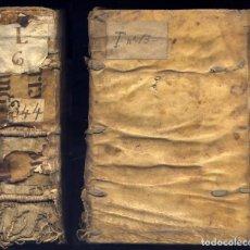 Libros antiguos: VERRATI, GIOVANNI Mª. DE INCARNATIONE VERBI DOMINI, CONSONANTIA QUATTUOR EVANGELIS CUM HOS... 1551.. Lote 195283243
