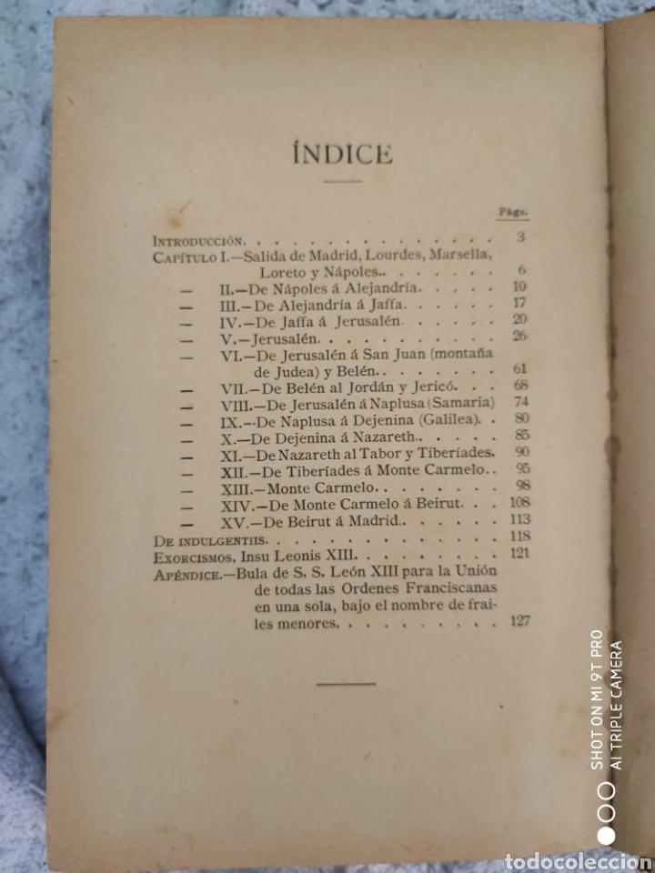 Libros antiguos: Historia de traslaciones milagrosa - Foto 4 - 195321496