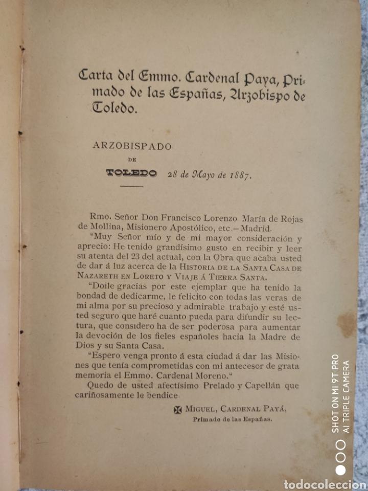 Libros antiguos: Historia de traslaciones milagrosa - Foto 7 - 195321496