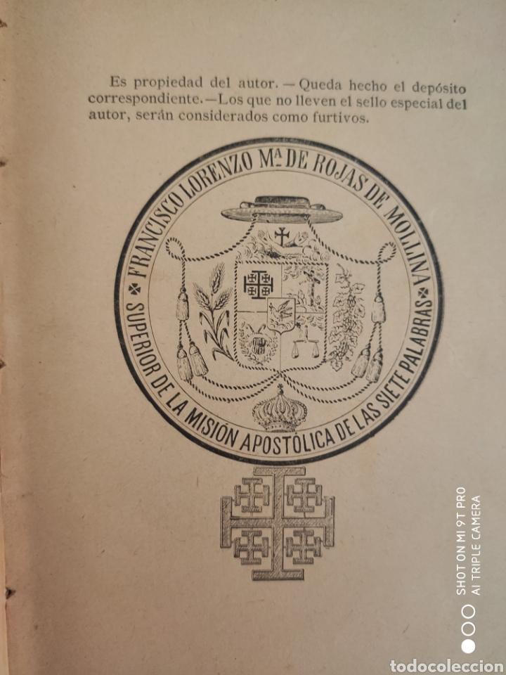 Libros antiguos: Historia de traslaciones milagrosa - Foto 9 - 195321496