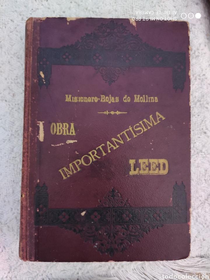 HISTORIA DE TRASLACIONES MILAGROSA (Libros Antiguos, Raros y Curiosos - Religión)
