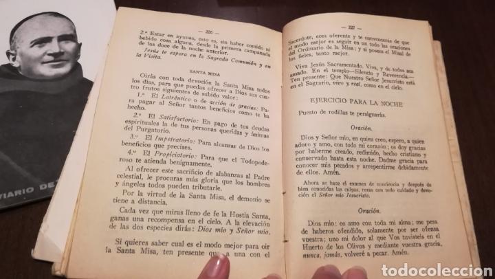Libros antiguos: Hojas de Catecismo. Libro de 1935. - Foto 5 - 195335125