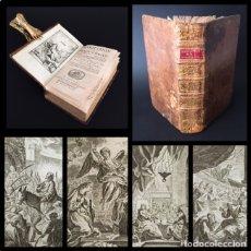 Libros antiguos: AÑO 1808 - LA IMITACIÓN DE CRISTO - THOMAS DE KEMPIS - GRABADOS - PIEL - PRECIOSO.. Lote 195345781