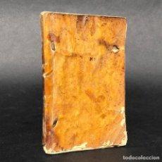 Libros antiguos: 1822 CATECISMO BREVE DE LA DOCTRINA CRISTIANA - PERGAMINO - VALENCIA - MURLA - ALICANTE. Lote 195353887