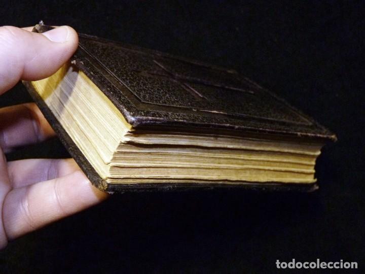 Libros antiguos: VISITAS AL SANTÍSIMO SACRAMENTO. ALFONSO M. DE LIGORIO. LLORENS HERMANOS, BARCELONA, CIRCA 1880 - Foto 4 - 195354150