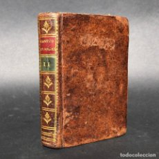 Libros antiguos: 1787 - LOS SANTOS EVANGELIOS EN CASTELLANO - SAN JUAN Y SAN LUCAS - BIBLIA - . Lote 195354783