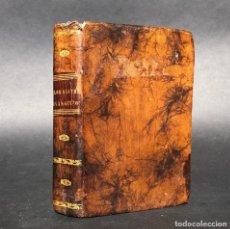 Libros antiguos: 1789 - LOS SANTOS EVANGELIOS EN CASTELLANO - BIBLIA - CRISTIANISMO - APOCALIPSIS - . Lote 195354821