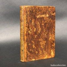 Libros antiguos: 1854 - PENSAMIENTOS DE UN CREYENTE CATÓLICO - DUELO - SUICIDIO FRENOLOGIA - FILOSOFIA. Lote 195387896