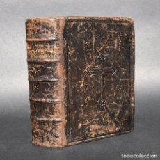 Libros antiguos: 1875 NOVÍSIMO MISAL ROMANO-ESPAÑOL - PIEL. Lote 195392915