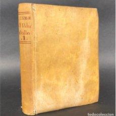 Libros antiguos: 1776 - SERMONES DEL PADRE GALLO - INQUISICIÓN - BULA DE LA SANTA CRUZADA - PERGAMINO. Lote 195395022
