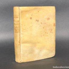 Libros antiguos: 1792 - INDICE GENERAL DE LOS DISCURSOS MORALES - CESAR CALINO, COMPAÑÍA DE JESÚS -. Lote 195448493