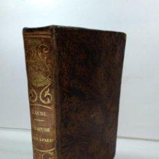 Libros antiguos: ¿ADÓNDE VAMOS A PARAR? OJEADA SOBRE LAS TENDENCIAS DE LA ÉPOCA ACTUAL. J. GAUME. 1855. Lote 195513761