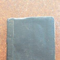 Libros antiguos: DEVOCIÓNARIO DE RELIGIOSOS AÑO 1932. Lote 197637611
