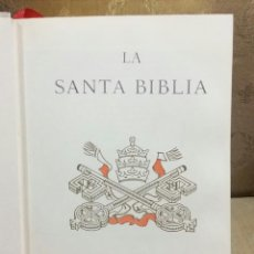 Libros antiguos: BIBLIA DE LA FAMILIA - JUAN XXIII - EDITORIAL PLANETA - EDICIÓN DE LUJO - ENVÍO GRATIS PENÍNSULA. Lote 197681857