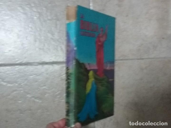 LA BIBLIA ILUSTRADA - EDICIONES PAULINSAS (Libros Antiguos, Raros y Curiosos - Religión)