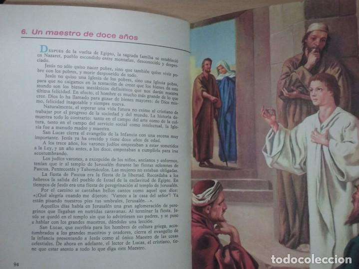 Libros antiguos: LA BIBLIA ILUSTRADA - EDICIONES PAULINSAS - Foto 9 - 197863713