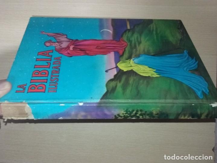 Libros antiguos: LA BIBLIA ILUSTRADA - EDICIONES PAULINSAS - Foto 12 - 197863713