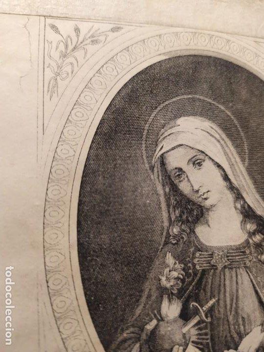 Libros antiguos: 1866. Tesoros del amor virginal en el corazón de la madre de Dios. Obispo de la Habana. - Foto 3 - 199046780