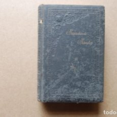 Libros antiguos: OFICIO DE LA SEMANA SANTA. SATURNINO CALLEJA. . Lote 199749523