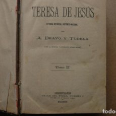 Libros antiguos: TERESA DE JESÚS. . Lote 199751385