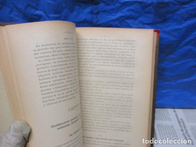 Libros antiguos: EL CRITERIO - JAIME BALMES - 1908 - Foto 11 - 199759412