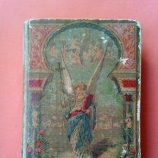 Libros antiguos: LIBRO DE 1873. CÁNTICOS ORIENTALES E IMITACIONES BÍBLICAS. LEÓN CARBONERO Y SOL. Lote 199843801