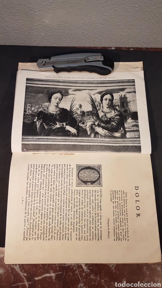Libros antiguos: MATER ADMIRABILIS. AÑO 1932. SAGRADO CORAZÓN. CHAMARTÍN. - Foto 4 - 199922827