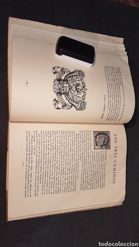 Libros antiguos: MATER ADMIRABILIS. AÑO 1932. SAGRADO CORAZÓN. CHAMARTÍN. - Foto 10 - 199922827