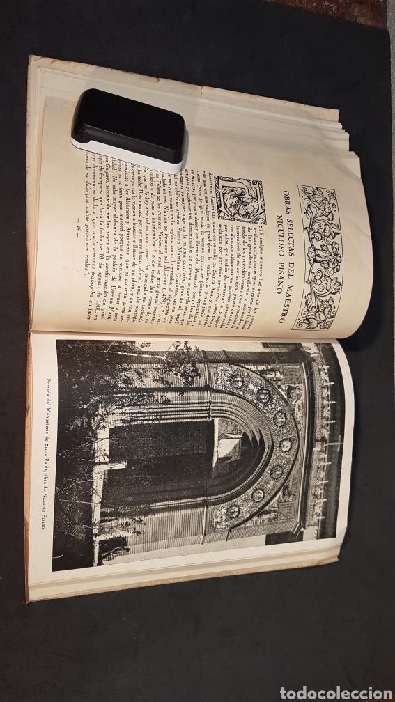 Libros antiguos: MATER ADMIRABILIS. AÑO 1932. SAGRADO CORAZÓN. CHAMARTÍN. - Foto 12 - 199922827